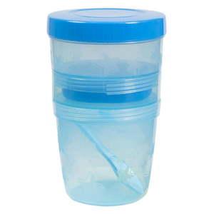 Pojemnik z wkładem chłodzącym na jogurt Snips Ice Yogurt, 500 ml obraz