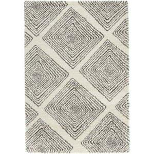 Kremowo-szary dywan Mint Rugs Allure Grey Creme, 200x290 cm obraz