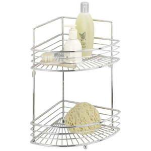 Półka łazienkowa narożna obraz