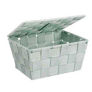 Zielony koszyk zamykany Wenko Adria obraz