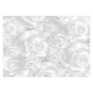 Tapeta wielkoformatowa Artgeist Plaster Flowers, 200x140 cm obraz