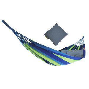 Hamak z poduszką, Niebieski Ipanema + PZS - 312 obraz