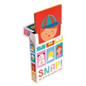 Karty dla dzieci Rex London Children´s Snap obraz