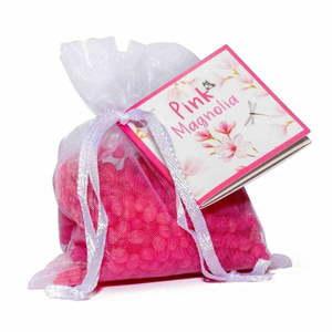 Woreczek zapachowy z organzy o zapachu różowej magnolii Ego Dekor Frutos obraz
