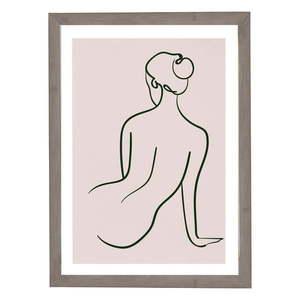 Obraz w ramie Surdic Woman Studies, 30x40 cm obraz