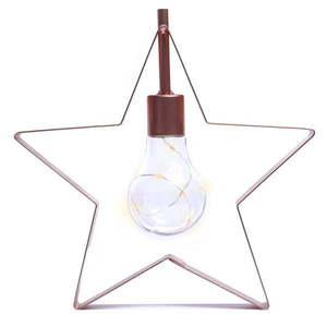 Dekoracyjna lampka LED w kształcie gwiazdki DecoKing Star obraz