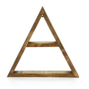 Półka drewniana Geometric obraz