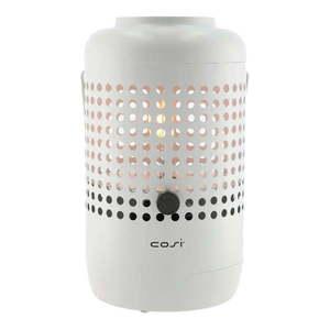 Jasnoszara lampa gazowa Cosi Drop, wys. 37 cm obraz
