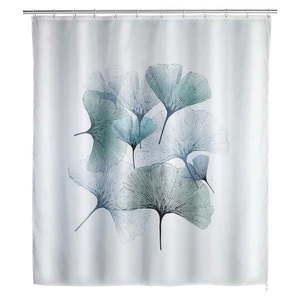 Zasłona prysznicowa odpowiednia do prania Wenko Ginkgo, 180x200 cm obraz