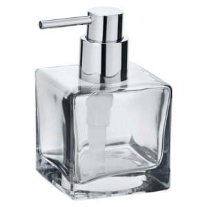 Szklany dozownik do mydła Wenko Lavit, 280 ml obraz