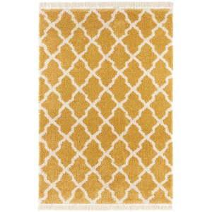 Pomarańczowy dywan Mint Rugs Pearl, 200x290 cm obraz