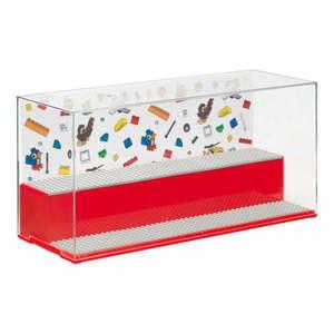 Czerwony pojemnik LEGO® obraz