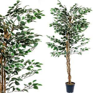 Drzewko sztuczne dekoracyjne Fikus 160 cm obraz