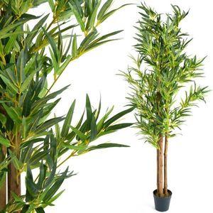 Drzewko sztuczne dekoracyjne - Bambus 160 cm obraz