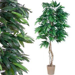 Drzewko sztuczne dekoracyjne - Mango 180 cm obraz