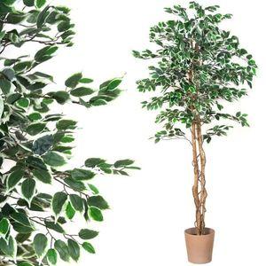 Drzewko sztuczne dekoracyjne Fikus 190 cm obraz