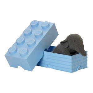 Jasnoniebieski pojemnik LEGO® obraz