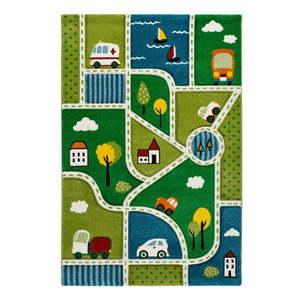 Dziecięcy dywan Universal Toys City, 120x170 cm obraz