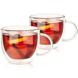 4Home Szklanka termiczna Tea Hot&Cool 350 ml, 2 szt. obraz