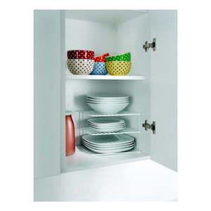 Półka 3-poziomowa do szafki kuchennej Metaltex Silos obraz