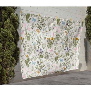 Koc piknikowy Surdic Manta Picnic Botanic Herbs, 140x170 cm obraz