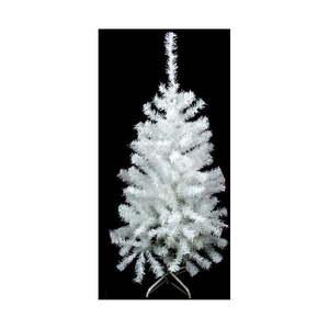 Biała choinka Unimasa, wys. 120 cm obraz