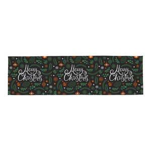 Bawełniany dywan ze świątecznym motywem Butter Kings Very Merry Christmas, 140x40 cm obraz