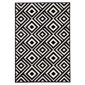 Czarno-biały dywan Hanse Home Art, 200x290 cm obraz