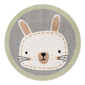 Dywan dziecięcy Zala Living Rabbit, ⌀ 100 cm obraz