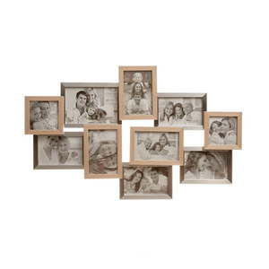 Ramka ścienna na 10 zdjęć Tomasucci Combi obraz