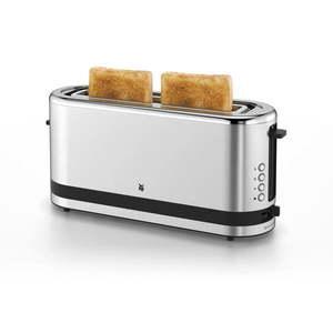 Nierdzewny toster na kromki XXL WMF KITCHENMINI obraz