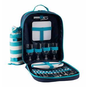 Jasnoniebieski piknikowy plecak Navigate Aqua obraz