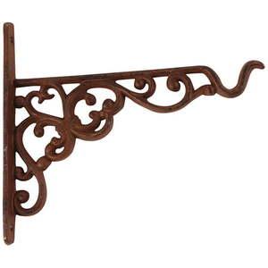 Wspornik żeliwny z uchwytem na doniczkę Esschert Design, wys. 17, 8 cm obraz