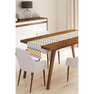 Bieżnik z mikrowłókna Minimalist Cushion Covers Colorful, 45x145 cm obraz