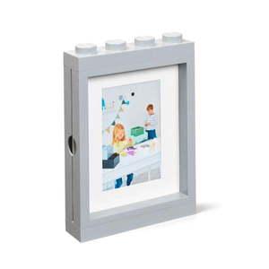 Szara ramka na zdjęcie LEGO®, 19, 3x4, 7 cm obraz