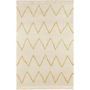 Kremowy dywan Mint Rugs Ruby, 160x230 cm obraz