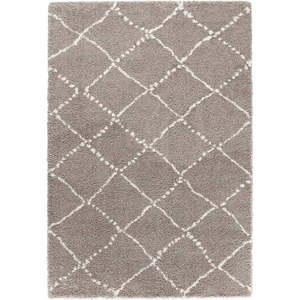Brązowy dywan Mint Rugs Hash, 160x230 cm obraz
