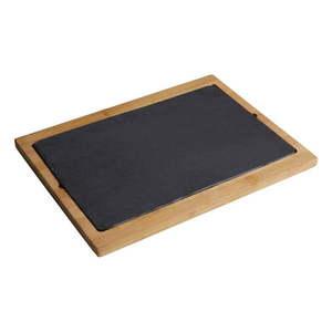 Deska do serwowania z drewna akacjowego Premier Housewares Acacia, 34x25 cm obraz
