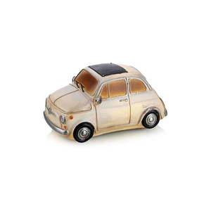 Biała dekoracja świetlna w kształcie auta Markslöjd Nostalgi Ford 500 obraz