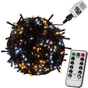 VOLTRONIC Świąteczny łańcuch 5 m, 50 LED, ciepła / zimna obraz