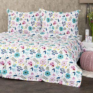 4Home Pościel z kory Flowers, 160 x 200 cm, 70 x 80 cm, 160 x 200 cm, 70 x 80 cm obraz