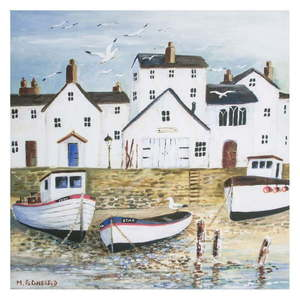 Obraz Graham & Brown Harbourside, 50x50 cm obraz