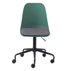 Zielone krzesło biurowe Unique Furniture obraz