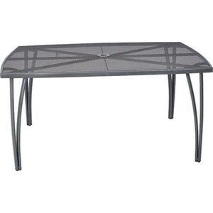 Metalowy stół ogrodowy ZWMT-24 obraz