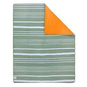 Zielony ręcznik plażowy Sunnylife Beach & Picnic obraz
