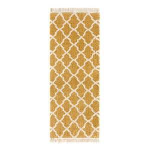Pomarańczowy chodnik Mint Rugs Pearl, 80x200 cm obraz