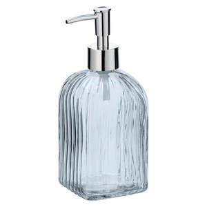 Szklany dozownik do mydła Wenko Vetro, 520 ml obraz