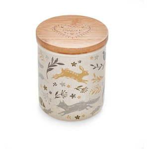 Ceramiczny pojemnik na cukier Cooksmart ® Woodland obraz
