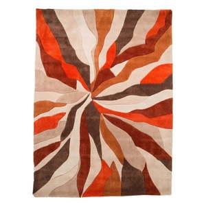 Pomarańczowy dywan Flair Rugs Splinter, 120x170 cm obraz