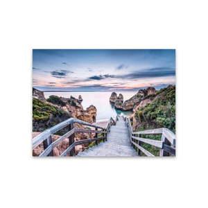 Obraz Styler Canvas Praia, 85x113 cm obraz
